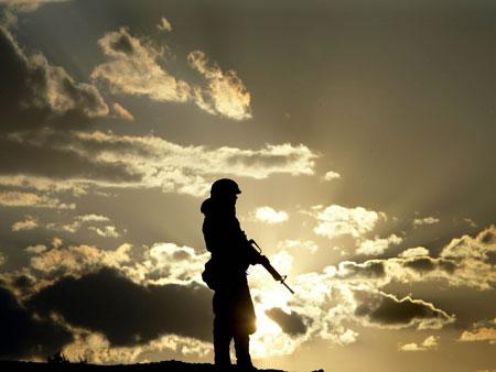 როგორ არიან დაცული ჩვენი სამხედროები ავღანეთში