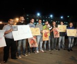 protesters outside gldani tuesday 19.09.12
