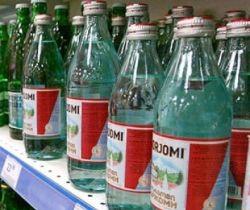borjomi mineral water