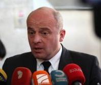 Agriculture Minister Davit Kirvalidze