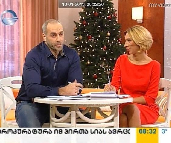 davit katsarava - salome gogiashvili - Imedi TV