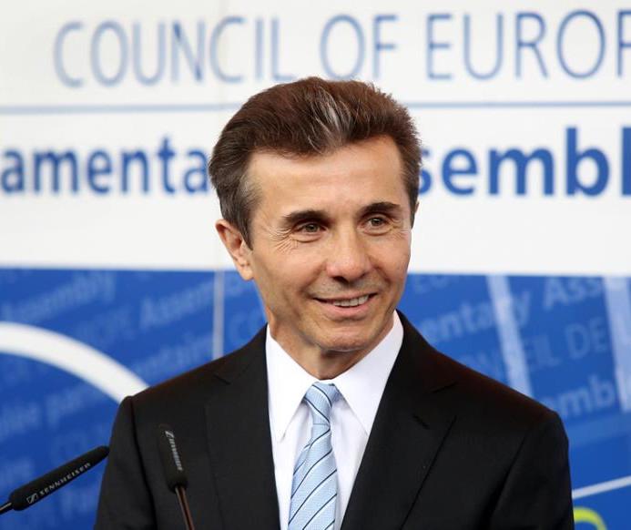 bidzina ivanishvili - PACE