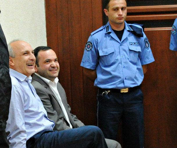 vano merabishvili in the dock 2013-05-22