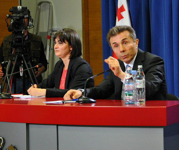 bidzina ivanishvili - 2013-05-14