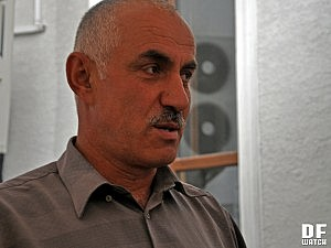 Nodar Kakhadze, Assistant of Imam at Batumi Mosque (DFWatch Photo).