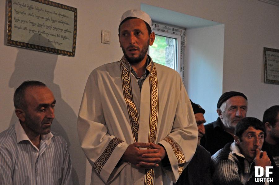 Mufti Mamuka Vashakmadze (DFWatch)