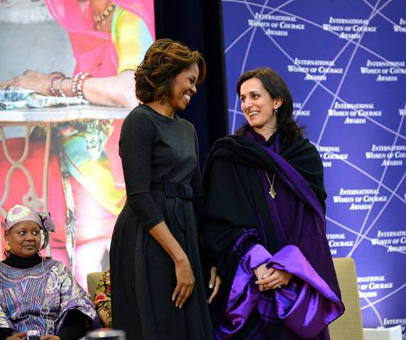 michelle_obama_-_rusudan_gotsiridze_-_women_of_courage_award_2014_Cropped