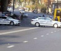Rustaveli_blocked_by_police
