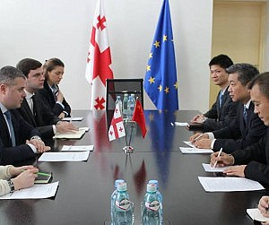 meeting with chinese ambassador