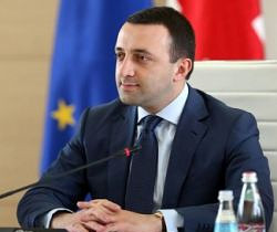 Irakli Gharibashvili, the Georgian PM's visit to Ukraine is being delayed without explanation.