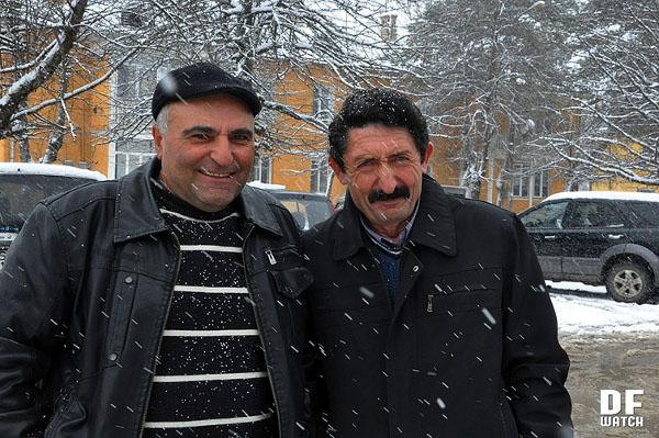 Grigori Elisbarov and Levon Akopian