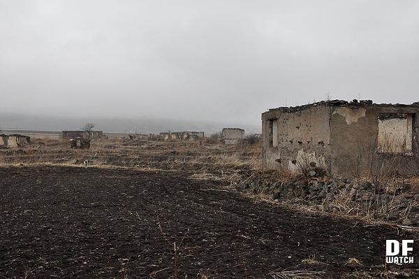 Ruins in Tsalka