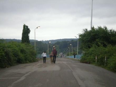 Enguri bridge