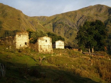 Abandoned village of Guli (Gul) Becho (Bechwi) community