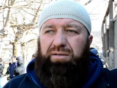Muslim facial borcha
