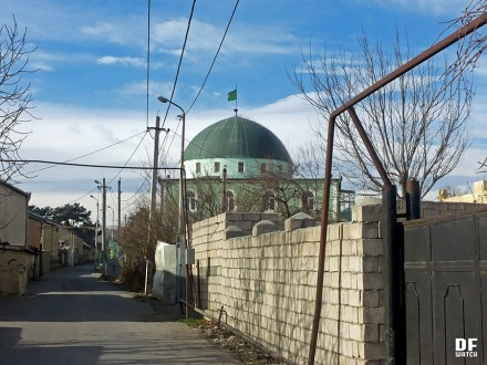 A Shia mosque (DFWatch)