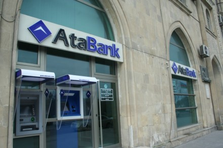 Two days before the first 2015 devaluation, AtaBank made a quick $20 million on a currency swap. (OCCRP photo)