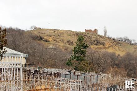 Cemetery in Adigeni (DFWatch)