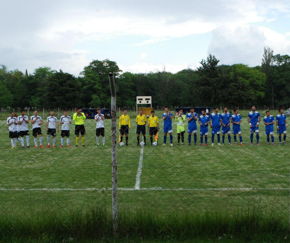 Match Fixing Plagues Georgian Football