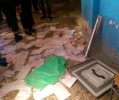 Third suspect arrested for disrupting election in Jikhashkari