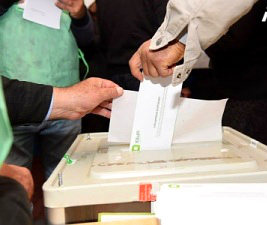 Georgia's local elections slated for end of October