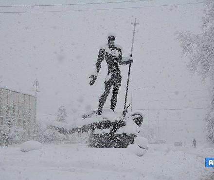 snow_samegrelo