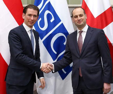 Georgia rejects idea of hosting refugee center for EU