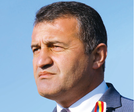 South Ossetia declares de facto presidential election valid