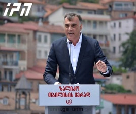 Zaal Udumashvili hopes to become new Tbilisi mayor by representing angry Tbilisians.