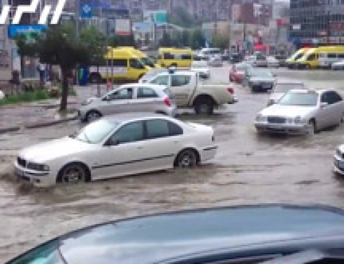 Tbilisi on edge as strong rain brings fear of 'another 2015'