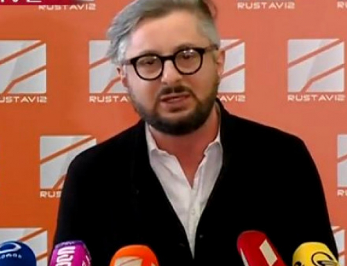 Georgian opposition TV claims tax debt used to silence its voice