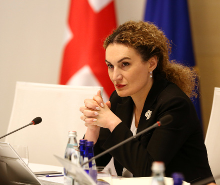"Ketevan Tsikhelashvili: ""We are making open and determined peace statement"""