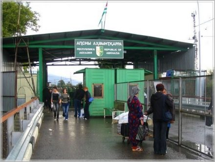 Moscow approves Abkhazia, South Ossetia cargo monitoring
