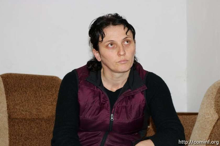 South Ossetia presents video to show Georgian woman detainee is treated well after family says she was beaten