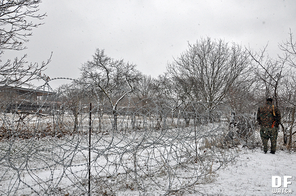 South Ossetia resumes installation of barbed wire along de facto border