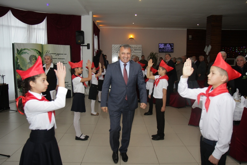 South Ossetia celebrated 100 years since Komsomol's founding