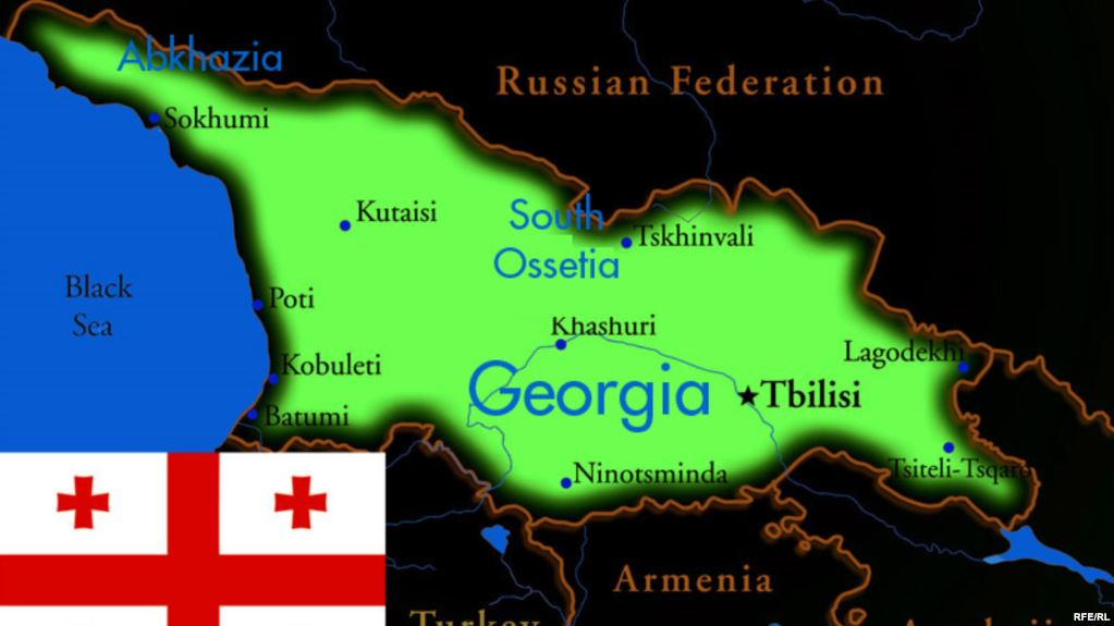 Georgia considers ban on making maps of the country without its breakaway regions