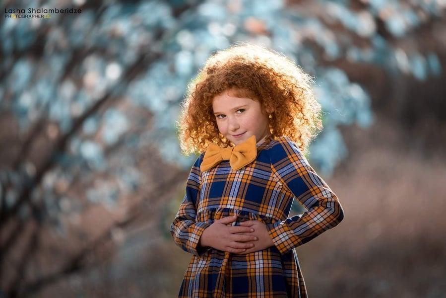 ფოტოგრაფის აღმოჩენა – 7 წლის მოდელი გალიდან
