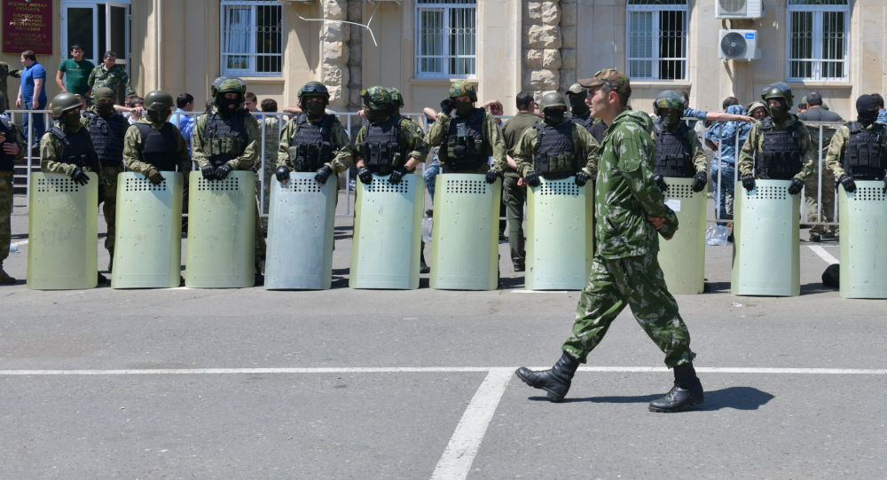 Abkhazia opposition demands presidential elections postponed after leader's suspected poisoning