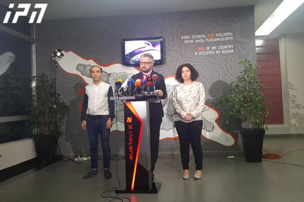 New lawsuit against opposition TV channel Rustavi 2 may 'kill its editorial policy'