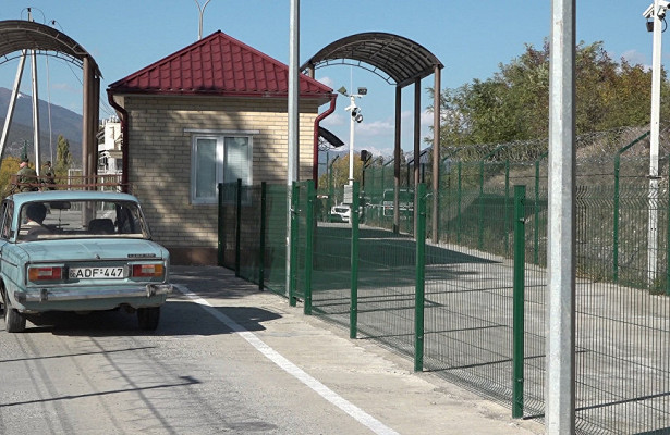 "Tskhinvali closes ""border"" on the 11th anniversary of the August War"