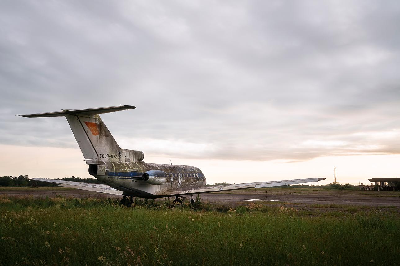 """სოხუმის რეჟიმი """"საერთაშორისო აეროპორტის"""" აღდგენაზე მუშაობას იწყებს"""