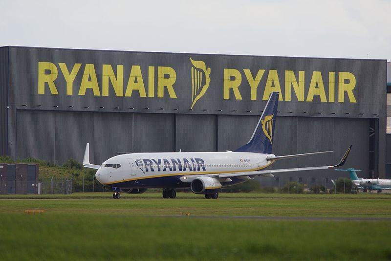 «Ryanair» вошла на грузинский авиарынок и начинает полеты из Тбилиси