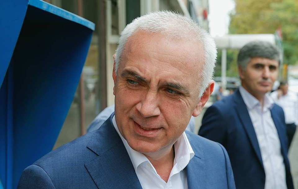Opposition in Abkhazia demands de facto election result canceled
