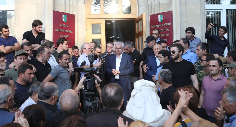 Abkhazia's supreme court rejects opposition lawsuit, Khajimba re-elected