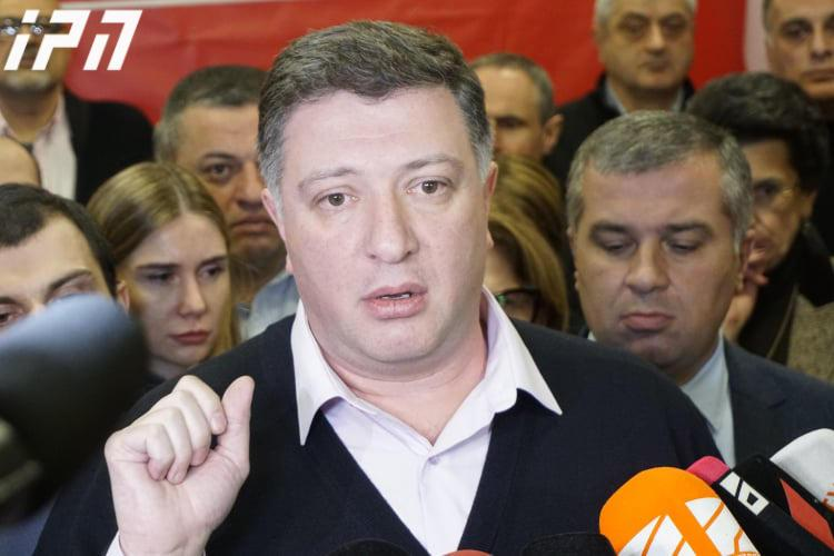 Opposition rages in Georgia as Supreme Court sentences key politician to prison term