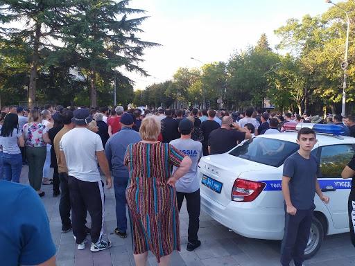"""Tskhinvali regime shaken after 28 y/o suspect """"tortured to death"""" by police"""
