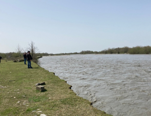 Four Georgians found drowned after trying to cross the Enguri bypassing Abkhazia checkpoint