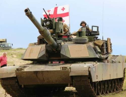 Georgia responds to Russian threat of 'countermeasures' to NATO drills