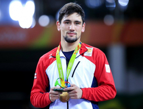 Olympic champion in freestyle wrestling to run for mayor of Gori for Georgia's ruling party